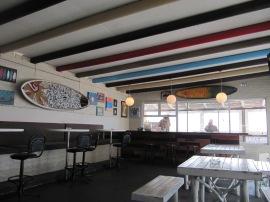 Bar de la soeur de Corne à Table View