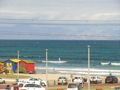 Muizenberg: Surfer's beach