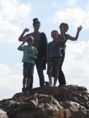 Petit coucou à 1700m d'altitude...eh oui Johannesburg c'est la montagne en fait!