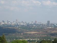 Centre ville historique de Johannesburg