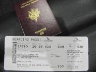 Et un tampon de plus sur le visa!