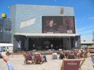 Concert à Federation Square