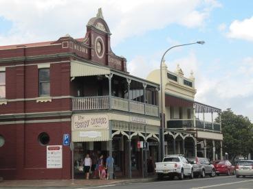 PEtits villages retro d'Australie