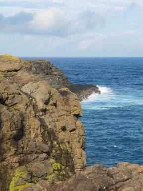 Balade sur la côte de Kiama
