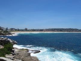 Bondi beach...une des plages les plus célèbres d'Australie.