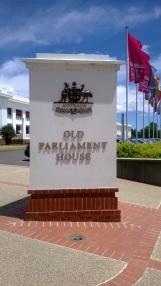 Le vieux parlement