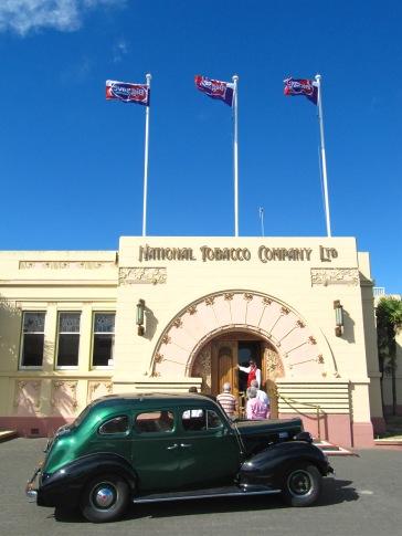 Napier, ville Art Déco