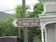 Et la route des vignobles