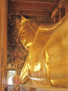 Wat pho et son bouddha géant couché