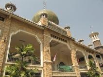 Mosquée...parcequ'il n'y a pas que des Bouddhistes en Thailande!