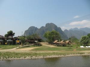 Comme vous pouvez le constater le Laos c'est vraiment pas beau!!!!!