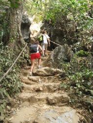 une ascention pas simple