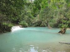 La cascade de Tad Kuang Si