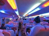 Sleeping bus de luxe pour Nha Trang!